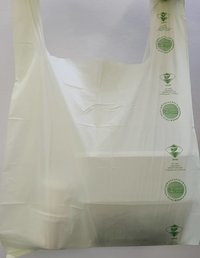 Grocery Printed Biodegradable Bag