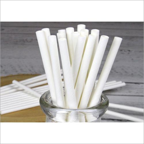 White Paper Straw