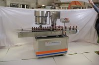 plastic 6 head capping machine