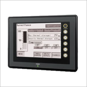 V608CH Series Programmable Operation Display