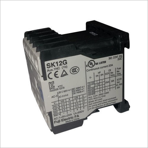 SK12G Series Magnetic Contactor