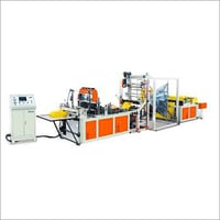 Non Woven W Cut Bag Making Machine