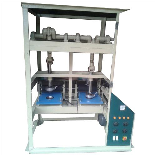 Double Die Dona Plate Machine
