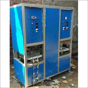 Three Phase Paper Plate Making Machine
