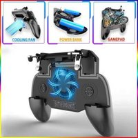 SR PUBG Trigger Gamepad with Cooling Fan & Built-in 2000 mAh Battery