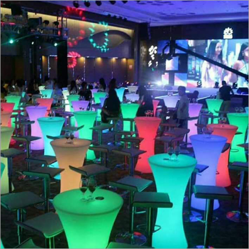 LED Restaurant Furniture