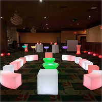 LED Hotel Furniture