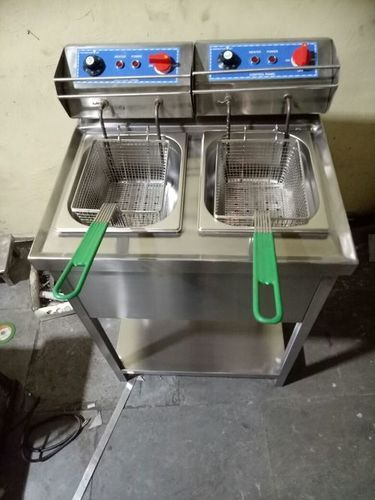 Floor Mounted Electric Deep Fryer