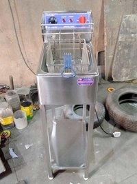 Floor Mounted Electric Deep Fryer