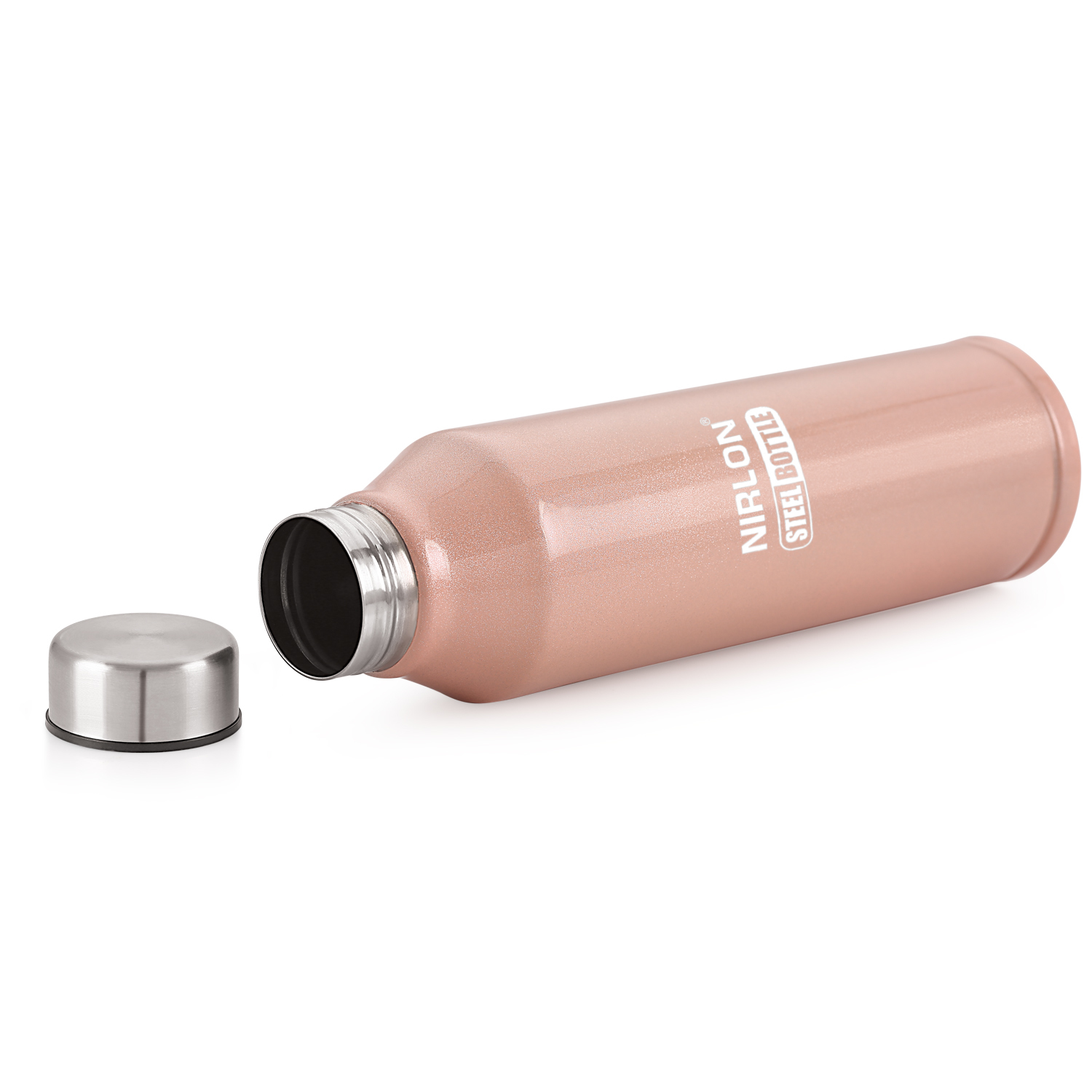 STAINLESS STEEL BOTTLE PEACH