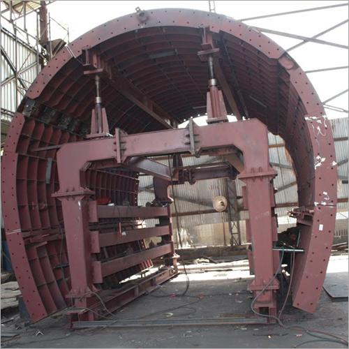 Tunnel Gantry Formwork
