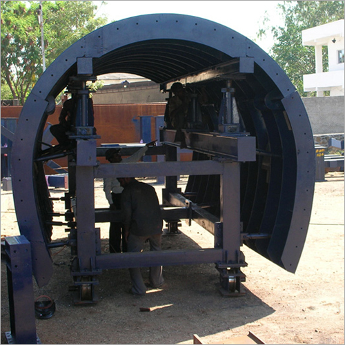 Horse Shoe Shaped Tunnel Gantry