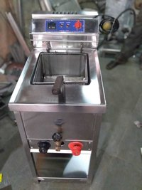 Floor Mounted Electric & Gas Deep Fryer