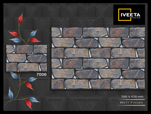 12x18 Digital Wall Tiles