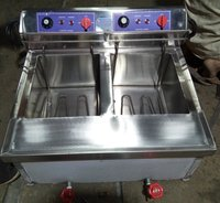 Table Top Electric & Gas Deep Fryer