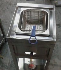 Table Top Gas Deep Fryer