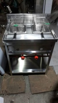 Floor Mounted Gas Deep Fryer