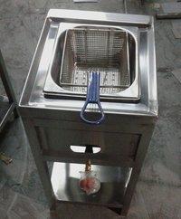 Floor Mounted Gas Deep Fryer