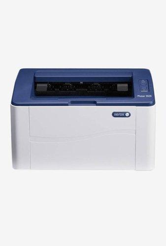Xerox Phaser 3020_BI Single Function Wireless Printer (White)