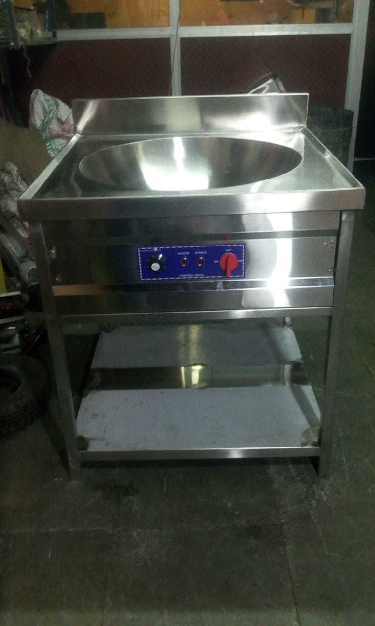 Electric Kadai Deep Fryer