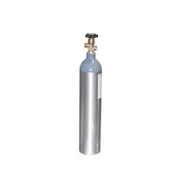 Gas Cylinder - 3L -Nitrogen -Stainless Steel