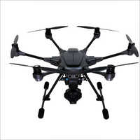Multirotor Hexacopter Drone Camera