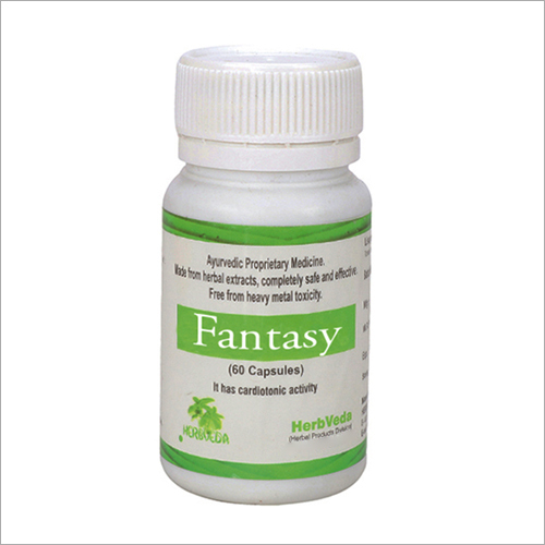 Fantasy Cardiotonic Activity Capsules