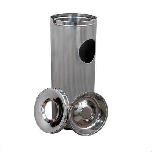 Stainless Steel Ash Waste Bin