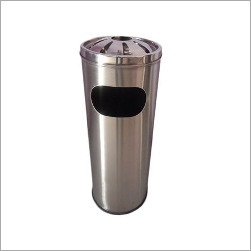 Stainless Steel Vertical Ash Bin