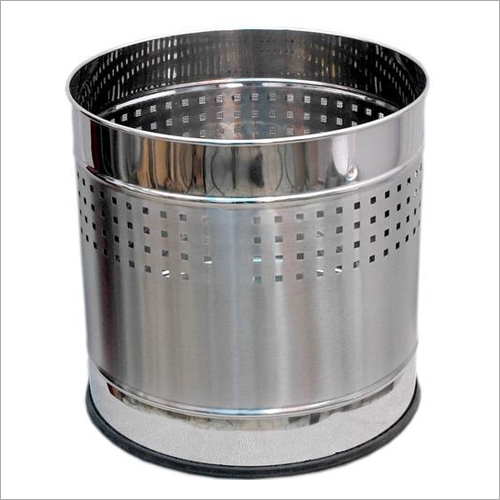 Stainless Steel  4 Line Planter