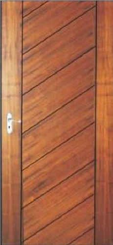 Horizontal Veneer Door