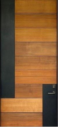 Laminated Groove Door
