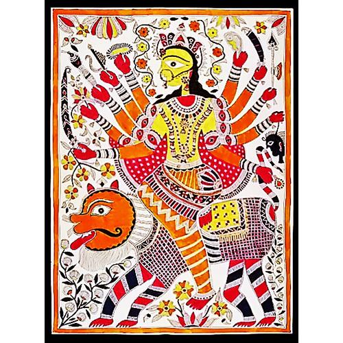 Mythological Story Painting