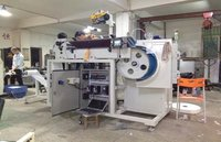 parallel paper stick making machine