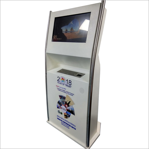 Transaction Kiosk Machine