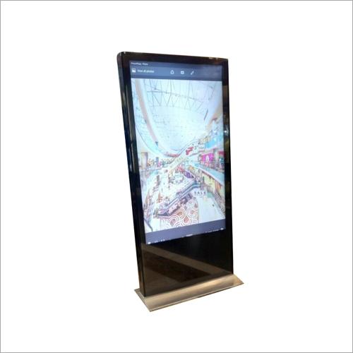 75 Inch Display Kiosk