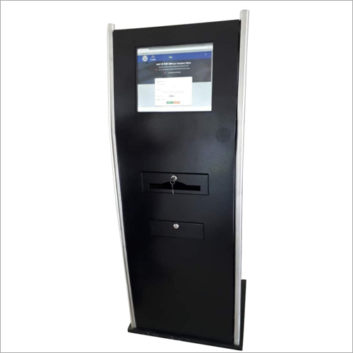 Health Care Touch Screen Kiosk