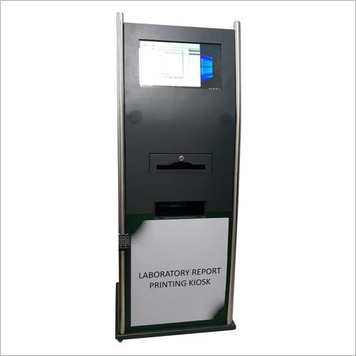 Laboratory Report Printing Kiosk