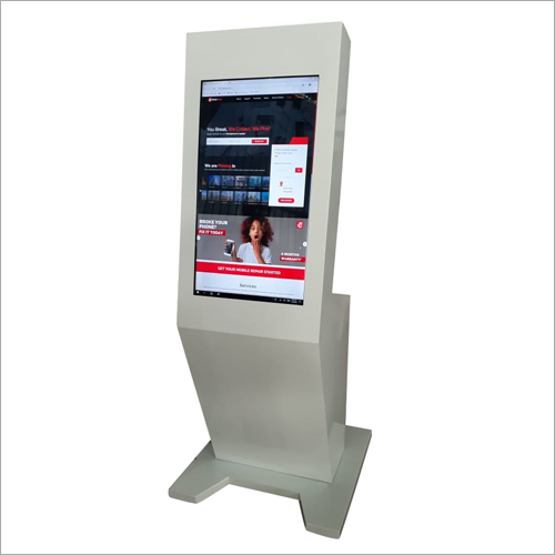 Shopping Mall Kiosk