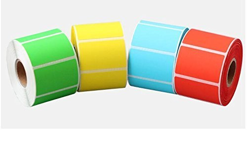 Colour Barcode Label