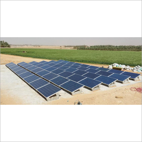 Solar Powered Desalination Panel