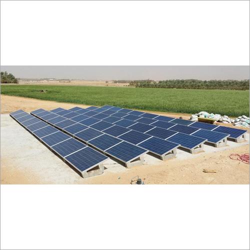 Solar Powered Desalination Panel