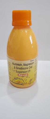 Aluminium Magnesium Simethicone Oral Suspension