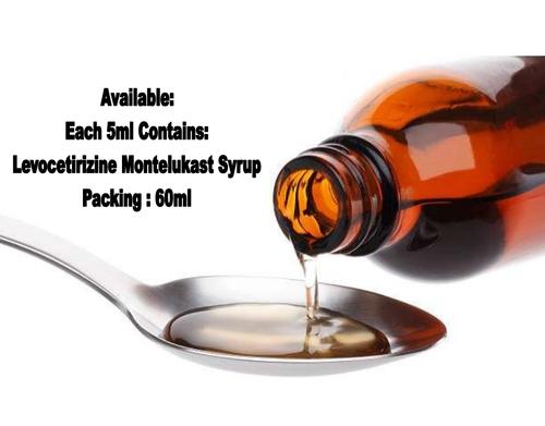 Levocetirizine Montelukast Syrup