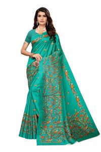 Zoya Silk Saree With Blouse Piece