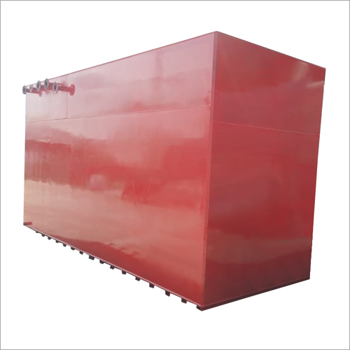 Heavy Duty Chemical Tank