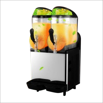 Slush Compressed Juice Dispenser Machine