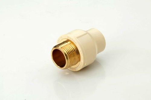 CPVC Brass Male Thread Adapter