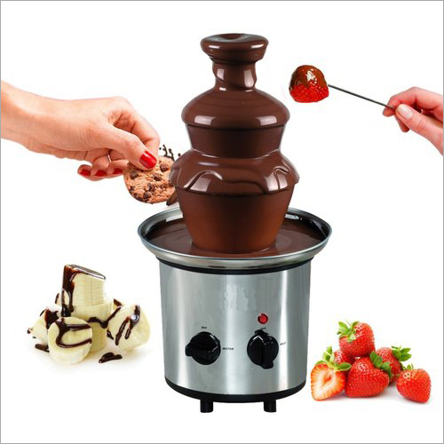 Mini 3 Layer Chocolate Fountain