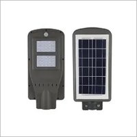 All-In-One Solar In-Built Street Light - 18W